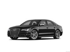 2013 Audi S8 4.0T Sedan