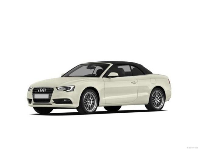 2013 Audi A5 2.0T Premium (Tiptronic) Cabriolet