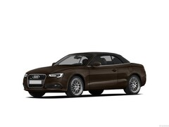2013 Audi A5 2.0T Cabriolet