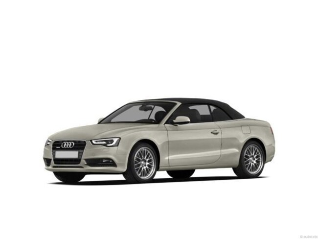 2013 Audi A5 2.0T Premium Plus Convertible