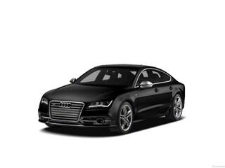 2013 Audi S7 4.0T Prestige Quattro Sedan