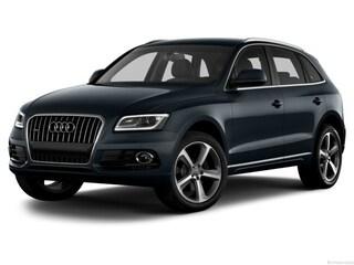 2013 Audi Q5 quattro 4dr 2.0T Premium Plus Sport Utility