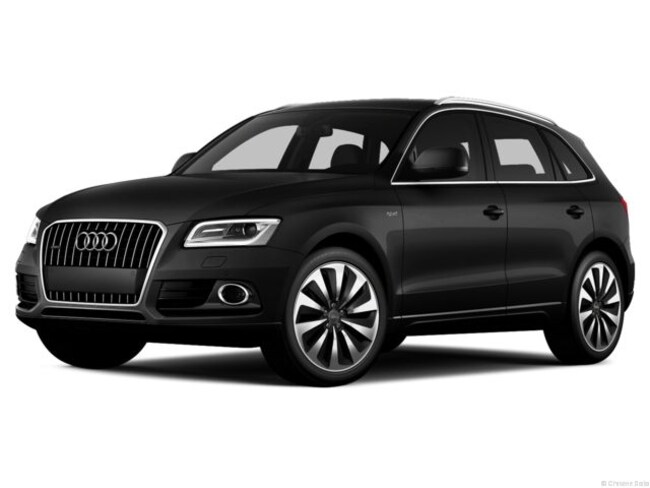 Used 2013 Audi Q5 hybrid 2.0T Prestige (Tiptronic) SUV for Sale in Austin TX