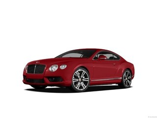 Pre-Owned 2013 Bentley Continental GT Coupe near Boston