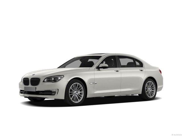 2013 BMW 750Li Li Sedan
