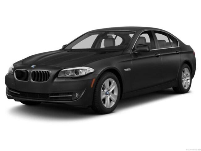 Used 2013 BMW 5 Series 528i Sedan for sale in Yuba City CA