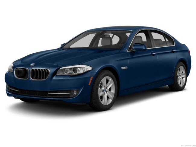 Used 2013 BMW 528i i Sedan for sale in Shingle Springs, CA