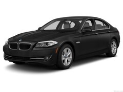 Used 2013 BMW 5 Series 528i Sedan in Houston
