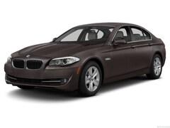 Used 2013 BMW 5 Series 4dr Sdn 528i xDrive AWD Car Utica NY