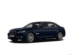 2013 BMW 740i Sedan