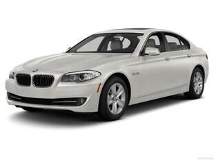 2013 BMW 5 Series 535i Sedan