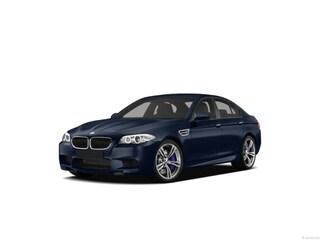 2013 BMW M5 (DCT) Sedan