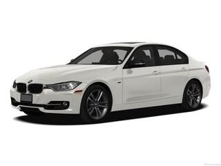 2013 BMW 3 Series 320i Sedan
