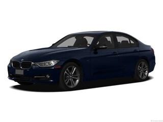 2013 BMW 3 Series 320i xDrive Sedan
