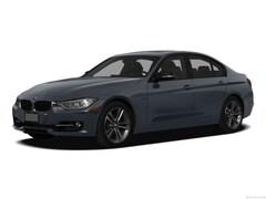 2013 BMW 3 Series 4dr Sdn 320i xDrive AWD Car