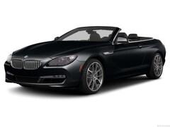 2013 BMW 650i Convertible