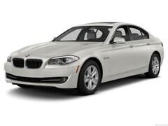 2013 BMW 550i Sedan