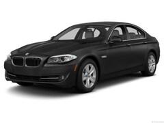 2013 BMW 5 Series 550i Sedan