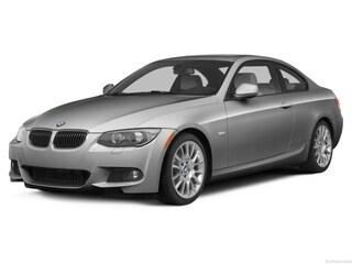 2013 BMW 335i Coupe