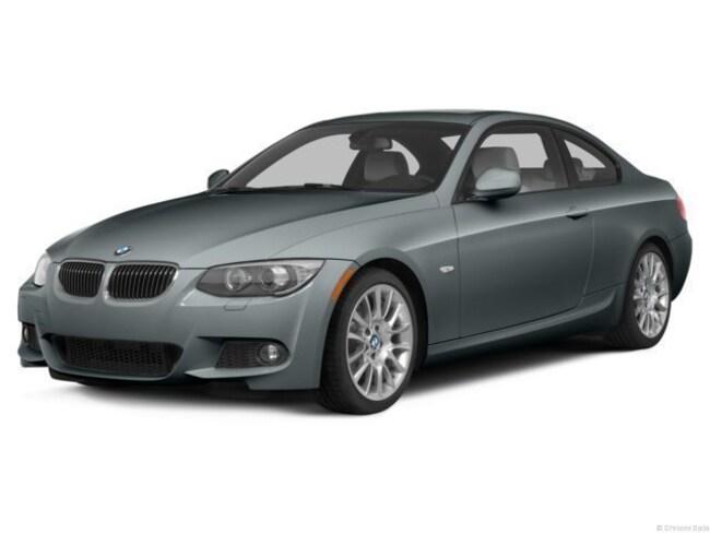 2013 BMW 3 Series 2dr Cpe 335i xDrive AWD Car