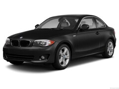 2013 BMW 1 Series 2dr Cpe 128i Car