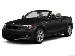 2013 BMW RWDConvertible
