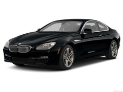 2013 BMW 6 Series 640i Coupe