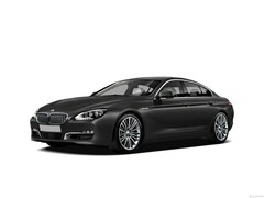 Pre-Owned 2013 BMW 6 Series 640i Gran Coupe Gran Coupe W869 near Rogers, AR