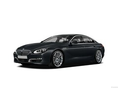 2013 BMW 6 Series 650i Gran Coupe Xdrive Sedan