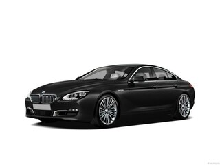 2013 BMW 650i 650i Xdrive Sedan