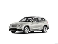 Used 2013 BMW X1 sDrive28i 28i SAV WBAVM1C55DVW46339 TDVW46339 Miami