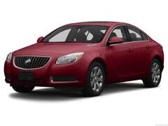 2013 Buick Regal Base Sedan
