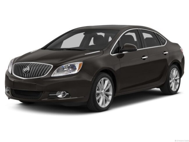 Used 2013 Buick Verano Convenience Group Sedan For Sale Lucedale, MS