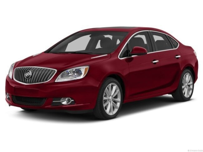 2013 Buick Verano Leather Group Mid-Size Car
