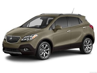 Certified Pre-Owned 2013 Buick Encore Convenience SUV KL4CJFSBXDB064420