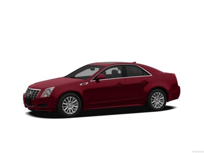 2013 CADILLAC CTS Performance Sedan