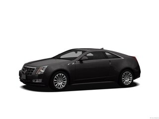 2013 CADILLAC CTS Premium AWD Coupe