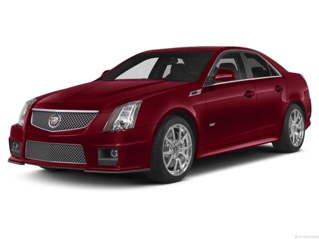 2013 CADILLAC CTS-V Car