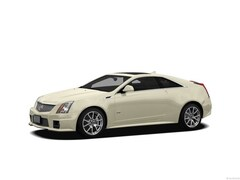 2013 CADILLAC CTS-V Base Coupe