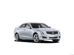 2013 CADILLAC ATS 2.5L Luxury Sedan