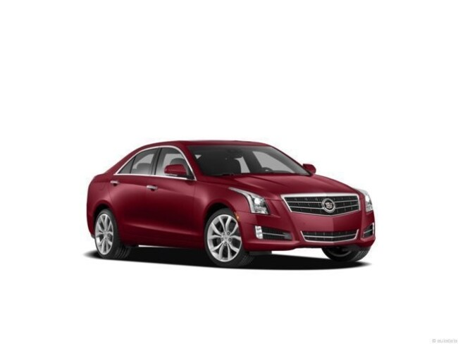 Used 2013 CADILLAC ATS 3.6L Performance Sedan in Roswell NM