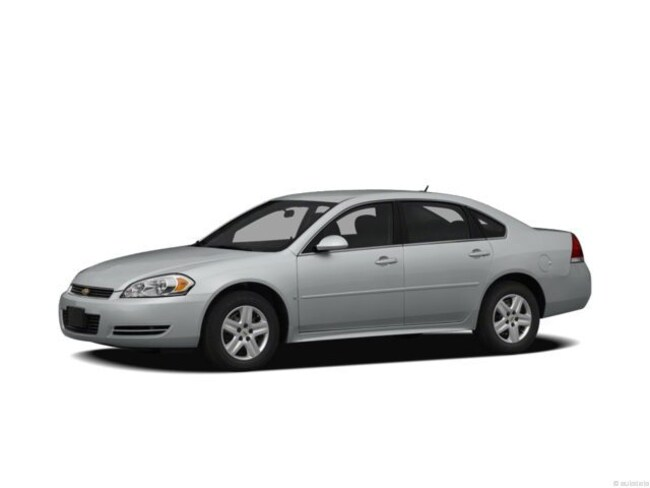 Pre-Owned 2013 Chevrolet Impala LS Sedan for sale in Lima, OH