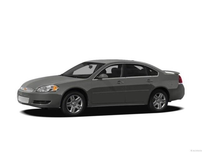 2013 Chevrolet Impala LTZ Sedan