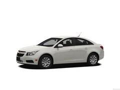 2013 Chevrolet Cruze 4D Sedan LS MT LS Manual  Sedan w/1SA