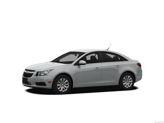 Used 2013 Chevrolet Cruze LS Auto Sedan Irving, TX