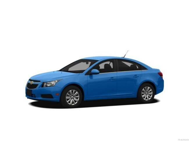 2013 Chevrolet Cruze 1LT Manual Sedan
