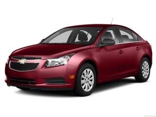 Used 2013 Chevrolet Cruze 2LT Sedan for sale in Seneca, SC near Greenville, SC