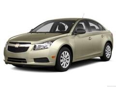 Bargain Used 2013 Chevrolet Cruze 2LT Auto Sedan in Archbold, OH