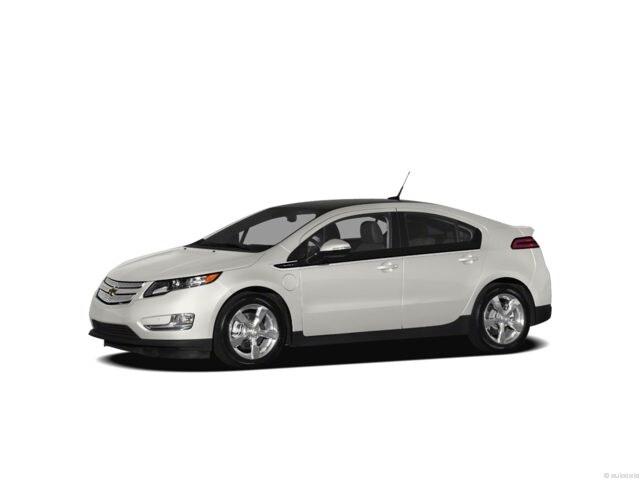 Used 2013 Chevrolet Volt Premium Hatchback Concord, CA