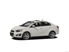 Used 2013 Chevrolet Sonic LT Auto Sedan 8275PA for Sale in Madison, WI, at Don Miller Dodge Chrysler Jeep RAM